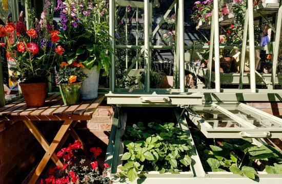 Fräuleins Gartenjahr